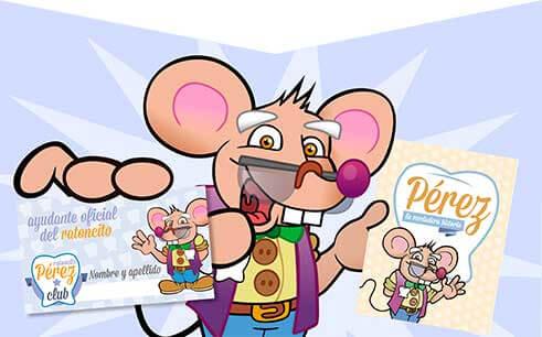 cuento gratuito del Ratoncito Pérez