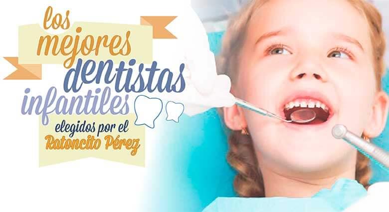 dentistas elegidos por el Ratón Pérez