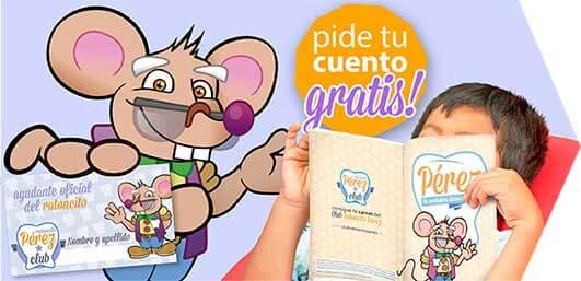 cuento del Ratón Pérez gratis