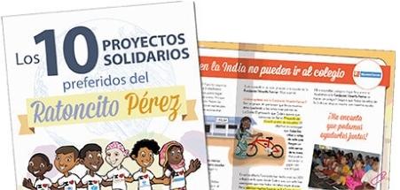 La revista solidaria del Ratoncito Pérez