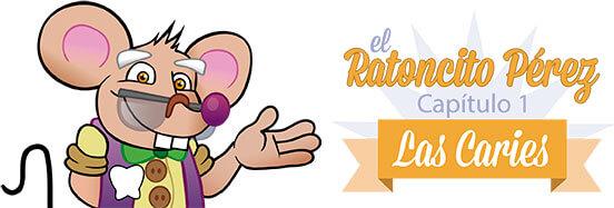 La serie de dibujos animados del Ratoncito Pérez