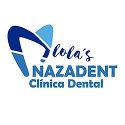 Logo Clínica Dental LOLA S NAZADENT