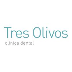 Logo Clínica Dental Tres Olivos