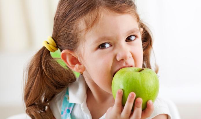 caries manzana