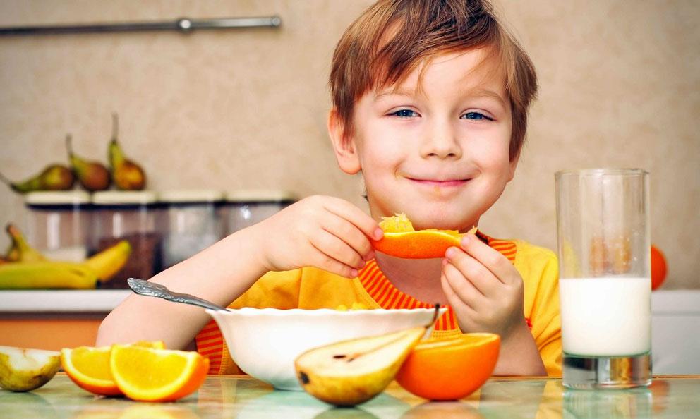 Alimentos perjudiciales para los dientes de los niños