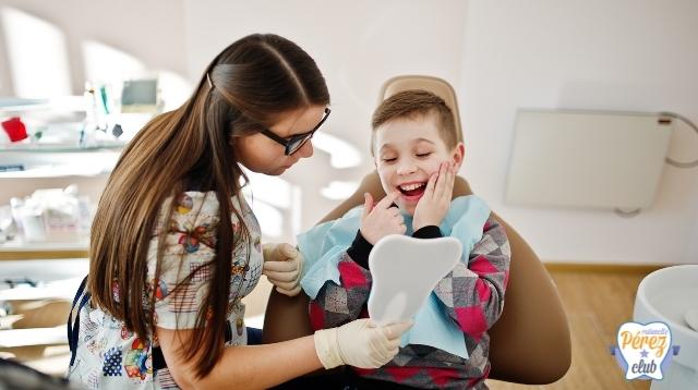 urgencias dentales infantiles más comunes