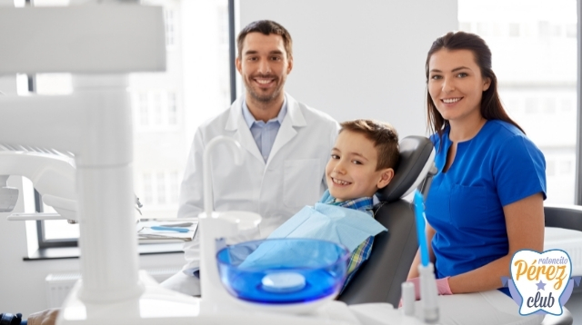 visiten al dentista